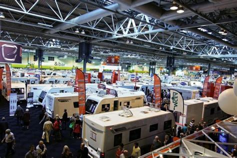 Boat Show 2017 Nec by Birmingham Motorhome And Caravan Show 2016
