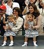 Charlene Riva and Myla Rose Federer (con imágenes)