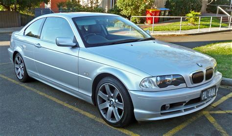 2000 Bmw 3 Series Coupe (e46)  Pictures, Information And