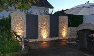 Gabionenzaun Mit Hecke : gabionen zaun gabionen zaun steine gabionenwand steinzaun stein k rbe gabionen zaun ~ Orissabook.com Haus und Dekorationen