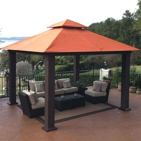 Small Outdoor Canopy by 15 Inspirations Of Small Gazebo Canopy