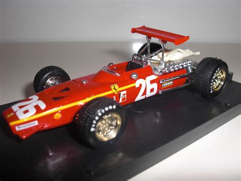 1968 ferrari 312 f1 at the modena track days 2011 nurburgring drives out of the pits, great car, great sound! Conde Baracca: Ferrari 312 F1 #26 GP France 1968 Winner ...