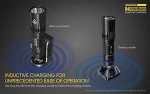 Led Taschenlampe Mit Ladestation : nitecore r40 wiederaufladbare led taschenlampe 1000 lumen ladestation akku pda max ~ Buech-reservation.com Haus und Dekorationen