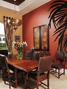dining room paint colors home design ideas pictures With red dining room color ideas