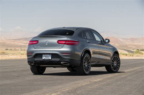 Mercedesbenz Glc Coupe 2018 Motor Trend Suv Of The Year