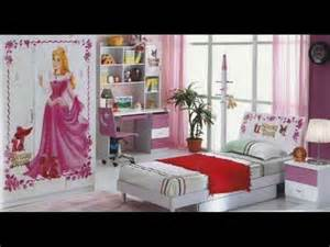 Chambre Pour Fille by Chambre A Coucher Fille Youtube