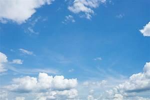 空・雲のフリー(無料)写真素材