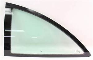 Lh Rear Quarter Window Glass 98