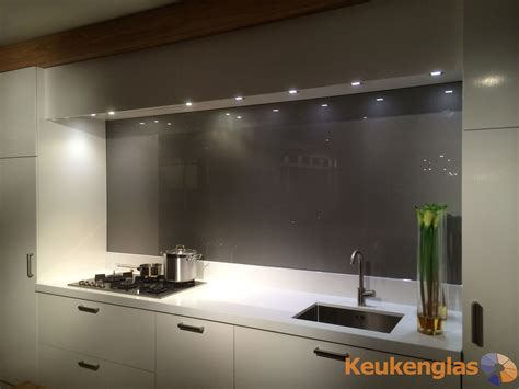 Achterkant Keuken by Top 5 Kleuren Keuken Achterwanden Keukenglas
