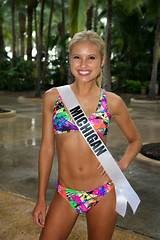 Miss teen usa bikini pageant