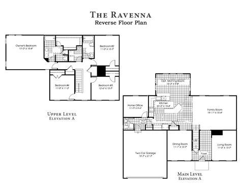 ryan homes floor plans venice