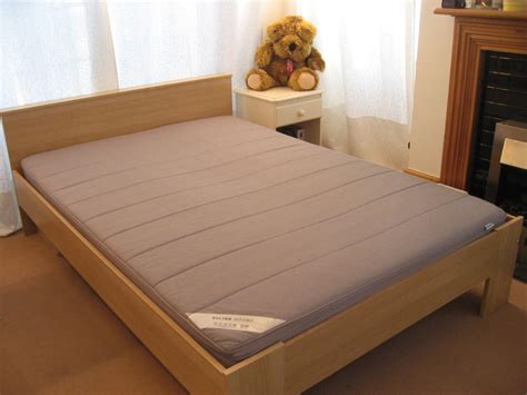 ikea sultan bed frame ikea bed frame with sultan huglo mattress dundee uk