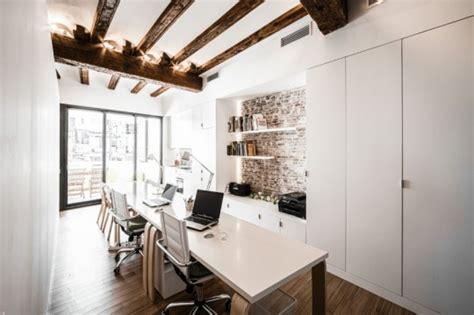 appartement bureau rénovation un appartement du 19è siècle réhabilité en