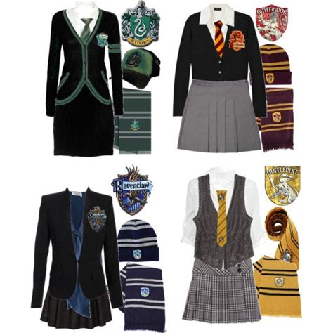 25+ best ideas about Hogwarts Uniform on Pinterest   Harry potter uniform Harry potter movie ...