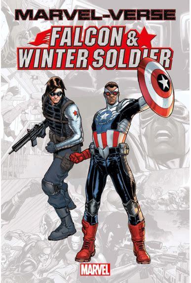 Falcon et Winter Soldier Marvel-Verse - Excalibur Comics