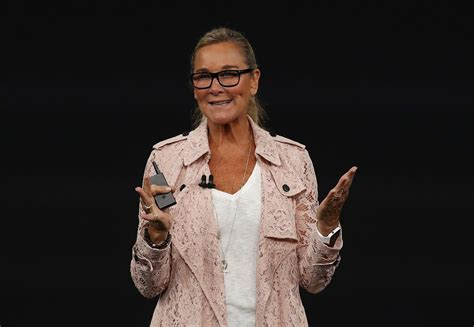 must read apple s angela ahrendts sparks burberry trench coat frenzy re done launches