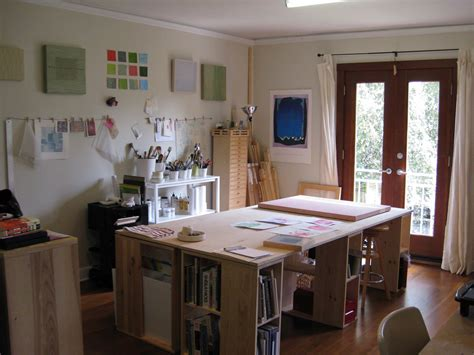 Craft Room Home Studio Setup by Craft Studios Other Creative Workplaces Tierra Este