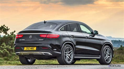 Mercedes Gle Coupe 2016 by 2016 Mercedes Gle Class Coupe Photos Informations