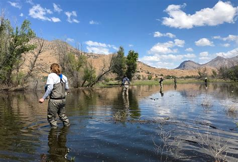 nevada fishing spots fly locals state