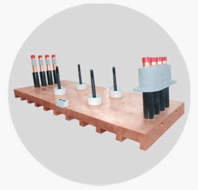copper cooling equipments  blast furnace