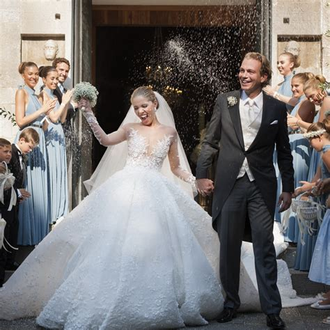 victoria swarovski  married   million dollar wedding