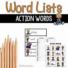 Action Words (verbs) By Renee Dooly  Teachers Pay Teachers