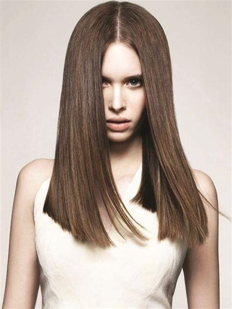 One Length Hairstyles by 15 Best Ideas Of Hairstyles One Length
