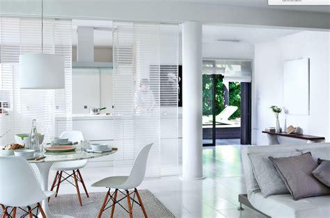 separation en verre cuisine salon comment séparer votre cuisine et votre salon simplement