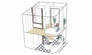 Progetto Casa 100 Mq Un Piano 3d
