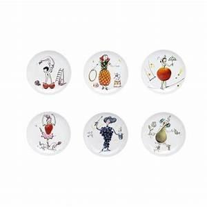 Assiette A Dessert : assiette a dessert originale vaisselle maison ~ Teatrodelosmanantiales.com Idées de Décoration