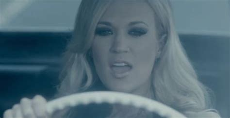 carrie underwood releases  black cadillacs official