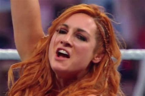 Wwe News Becky Lynch Vows To Attend Wrestlemania After