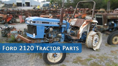 Youtube Ford 2120 Tractor   Autos Post