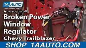 How To Replace Window Regulator 02