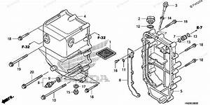 Honda Atv 2009 Oem Parts Diagram For Oil Tank