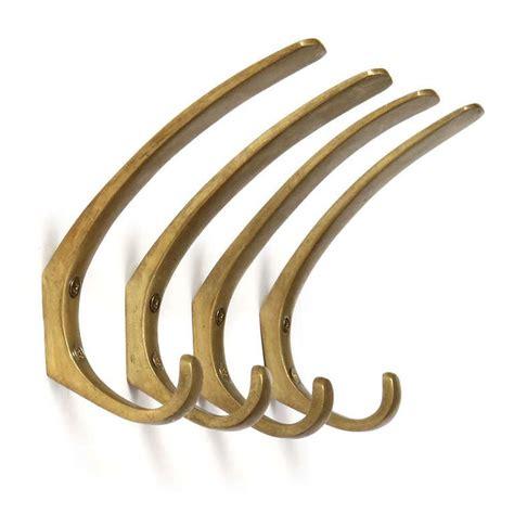 best wall hooks 139 best brass coat hooks wall hooks tie racks hook bar images on pinterest antique brass