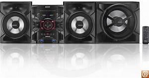 Sony - Mhc-gtr555 - Mini-system Sony 600w Rms Usb Duplo Z Groove Dsgx