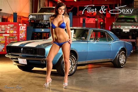 hot models with cars 1967 camaro fast sexy poster hot models muscle cars