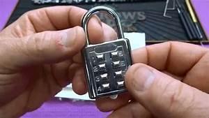 532  Chinese Push Button Lock From Tjita1