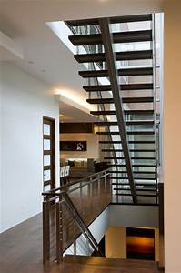 Cortland Interior Design Cortland Residence Modern Staircase Chicago By