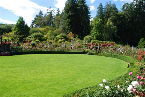 image of landscape garden the rose garden travel wallpaper and stock photo