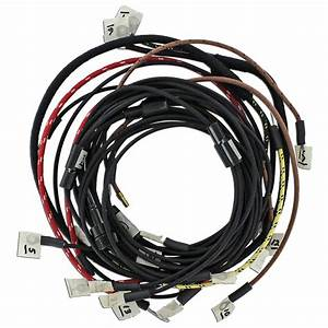149 00 - Wiring Harness For Massey Ferguson  F40  65  50  Massey Harris  50  -