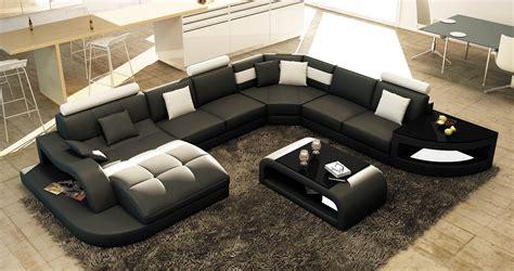 canape d angle design deco in canape d angle design panoramique gris et