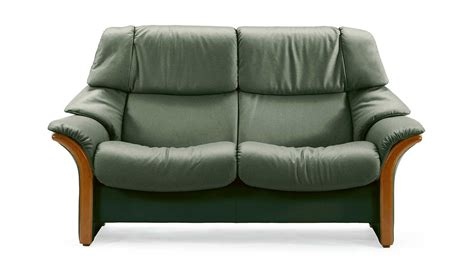 Furniture Loveseats by Circle Furniture Eldorado Stressless Highback Loveseat