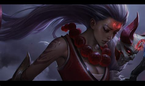 Blood Moon Diana Animated Wallpaper - blood moon in league of legends event skins splash arts