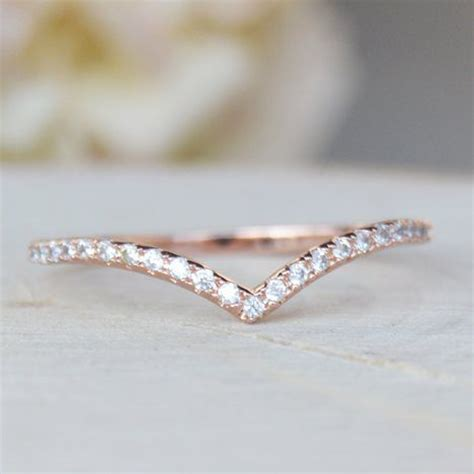 cute simple wedding ring rose gold rings and roses on pinterest