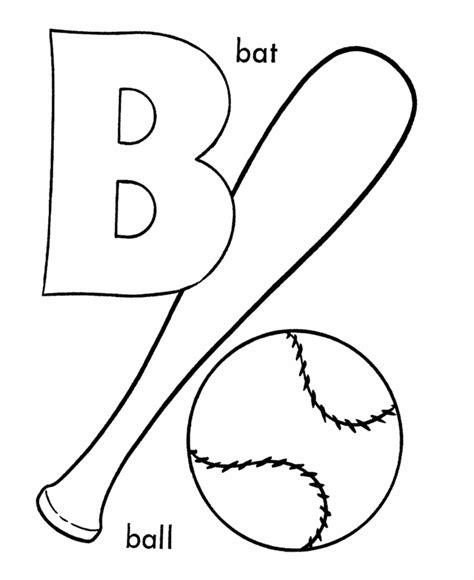 abc pre k coloring activity sheet letter b bat 176 | 80e00de9fd8011131c212b8b8da4ac7b