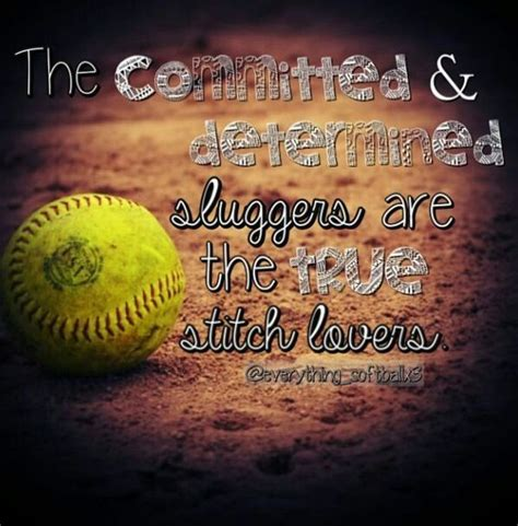 foto de Great Inspirational Quotes About Softball QuotesGram