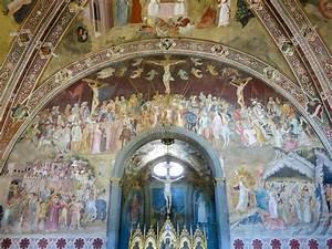 Spanish Chapel In Santa Maria Novella, Florence Stock Photo Image: 43605886