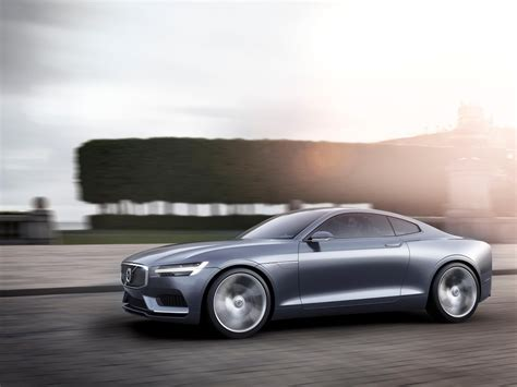 volvo coupe concept  hottest car wallpapers bestgarage